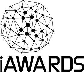 ENE.HUB Award Logo 2 iAwards