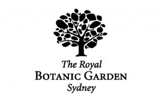 ENE.HUB Royal Botanic Garden Sydney Logo Black
