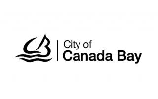 ENE.HUB City of Canada Bay Council Logo Black