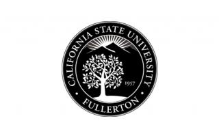 ENE.HUB California State University Fullerton Logo Black