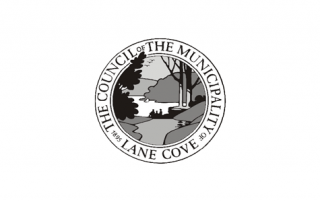 ENE.HUB Lane Cove Council Logo Black