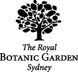 ENE.HUB Royal Botanic Garden Logo
