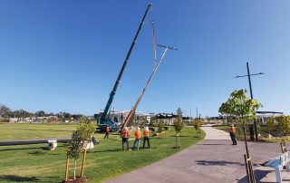 ENE.HUB TOWER.NODE™ 4 Moreton Bay Regional Council
